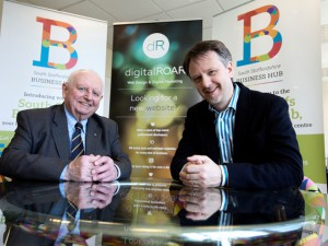 South Staffordshire Business Hub Welcomes digitalROAR