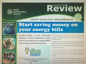 South Staffordshire Review Magazine