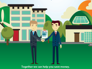 Business Hub Gas and Electricity, we can help you switch, it's easy.