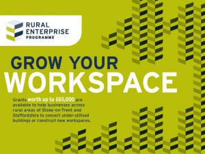 Grow Your Work Space – Grants worth up to £65,000 now available